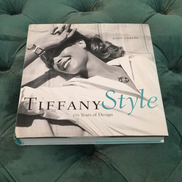 Tiffany Style Coffee Table Book Boutique
